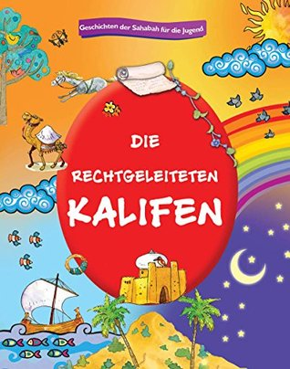 Great Caliph German (Goodword): Islamic Children's Books on the Quran, the Hadith, and the Prophet Muhammad