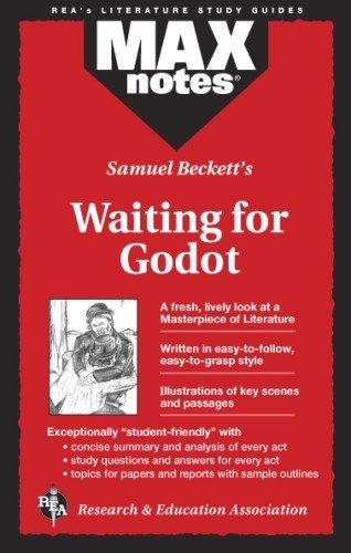 Waiting for Godot  (MAXNotes Literature Guides) Rita Wilensky
