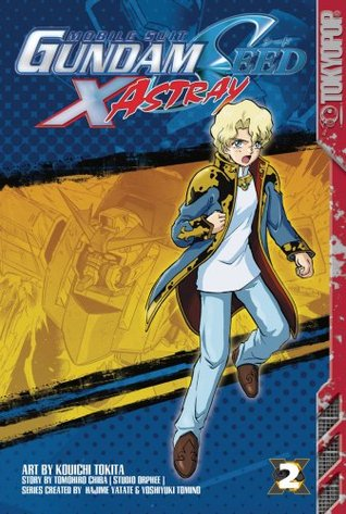 Mobile Suit Gundam SEED X ASTRAY Volume 2
