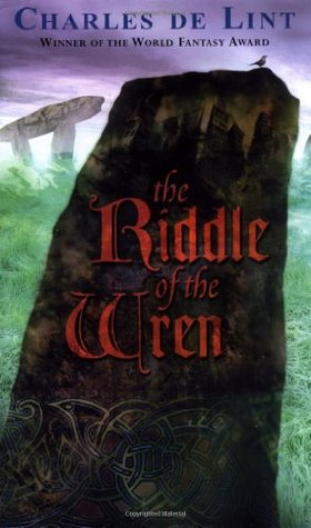 Cover of The Riddle of the Wren by Charles de Lint