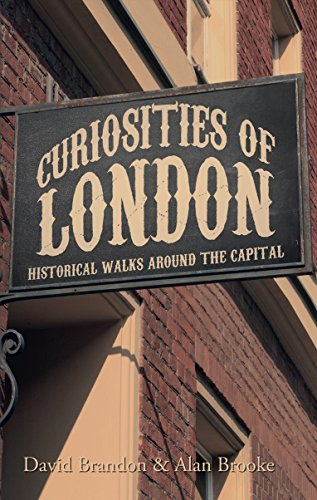 Curiosities of London - David Brandon