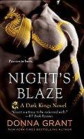 Night's Blaze (Dark Kings #5)