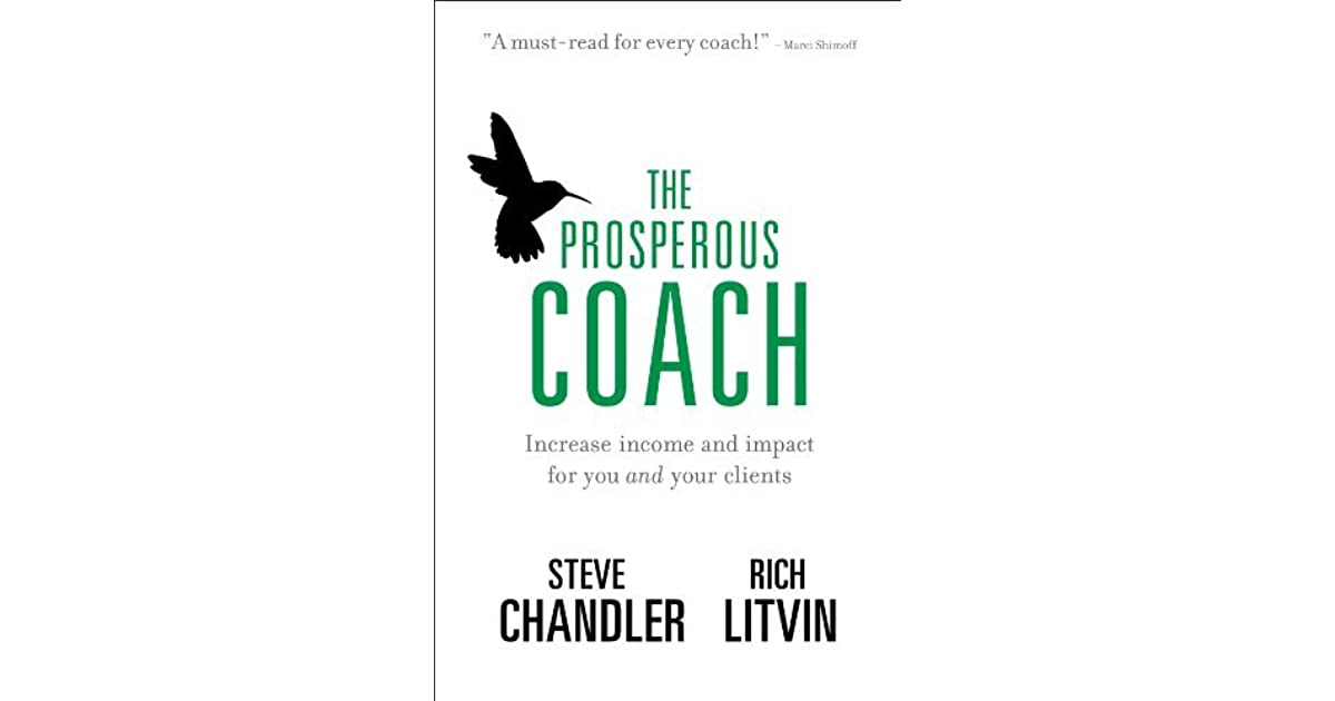 The Prosperous Coach  Increase Income and Impact for You and Your Clients d0c49a0206f37