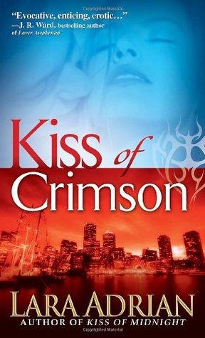 Kiss of Crimson (Midnight Breed, #2)