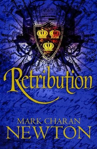 Retribution (Lucan Drakenfeld, #2)