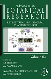 Recent Trends in Medicinal Plants Research: 62