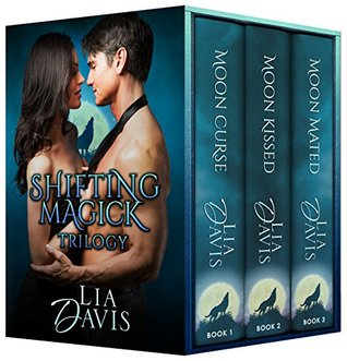 Shifting Magick Trilogy (books 1-3): BBW Witch and Wolf Shifter Box Set