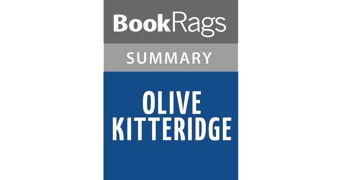 olive kitteridge summary analysis