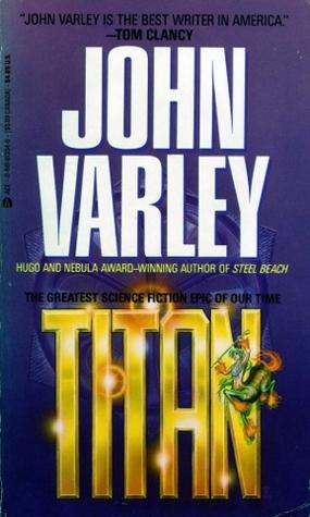 book cover for Titan