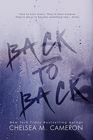Back To Back (Behind Your Back, #2)