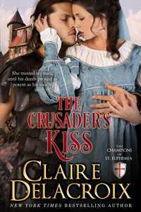 The Crusader's Kiss (The Champions of Saint Euphemia, #3)