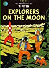 Explorers on the Moon (Tintin, #17)