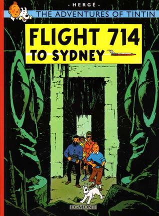 Flight 714 to Sydney (Tintin, #22)