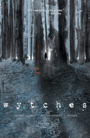 Wytches, Volume 1 Cover