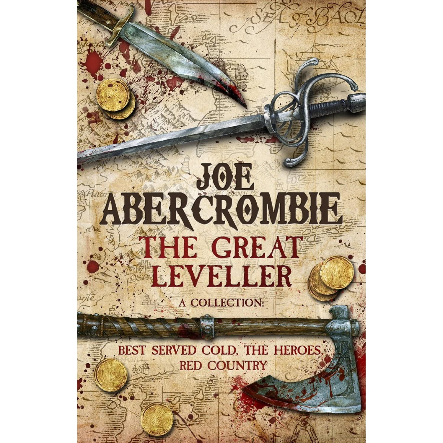 The Great Leveller (first Law World, #46) By Joe Abercrombie €� Reviews,  Discussion, Bookclubs, Lists