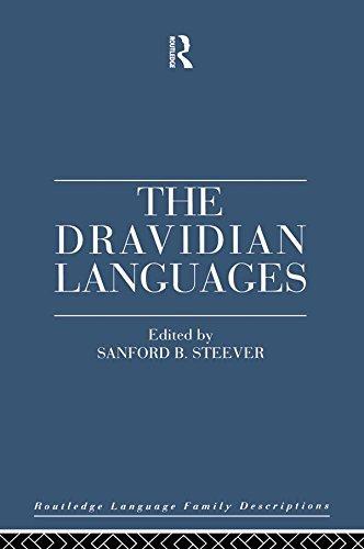 The Dravidian Languages (Routledge)