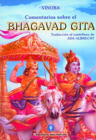 Talks on the Gita by Vinoba Bhave