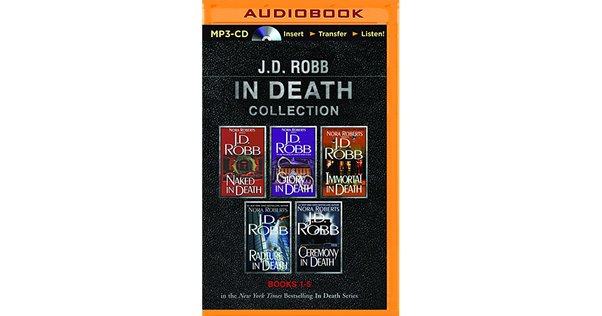 In Death Ser.: Naked in Death by J. D. Robb (1995, UK- A