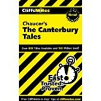 Cliffsnotes on Chaucer's the Canterbury Tales (CliffsNotes)