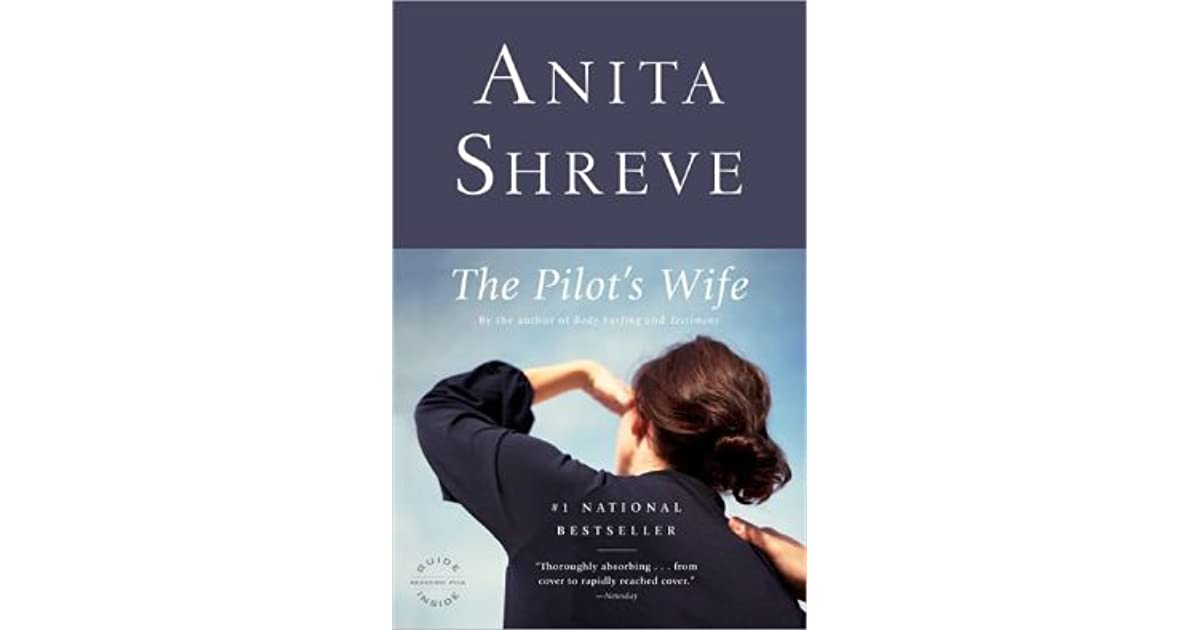 mystery and suspense in the pilots wife by anita shreve Unlike most editing & proofreading services, we edit for everything: grammar, spelling, punctuation, idea flow, sentence structure, & more get started now.