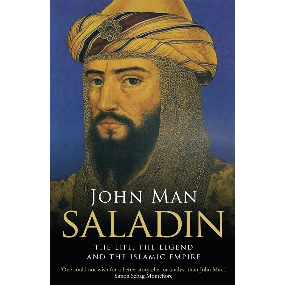 book on saladin The nook book (ebook) of the engraved on the eye by saladin ahmed at barnes & noble free shipping on $25 or more specialists - summer reading .