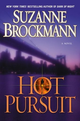 Hot Pursuit (Troubleshooters, #15) by Suzanne Brockmann