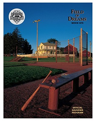 Official Field of Dreams Souvenir Program Book 25th Anniversary Limited Edition