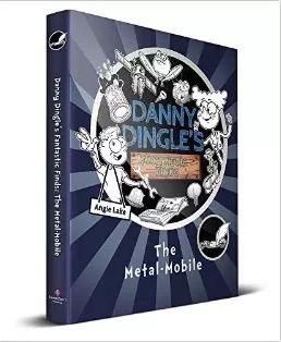 Danny Dingle's Fantastic Finds: The Metal-Mobile