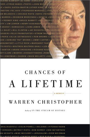 Chances of a Lifetime A Memoir