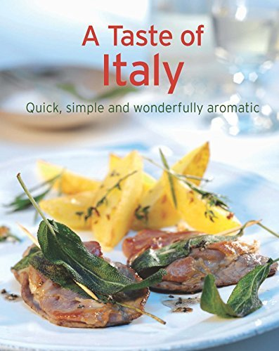 A Taste of Italy Our 100 top recipes presented in one cookbook