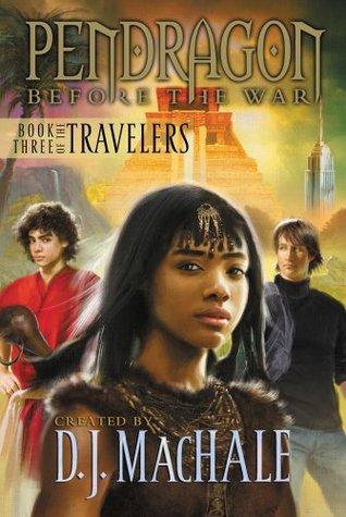 The Travelers: Book Three