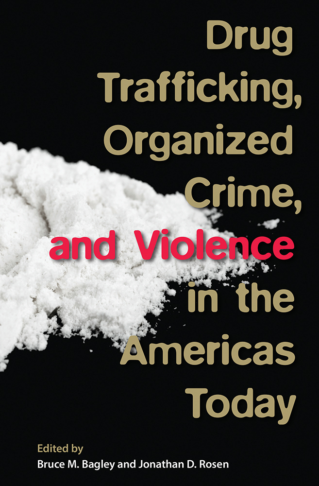 Drug Trafficking- Organized Crime- and Violence in the Americas Today ebook3000