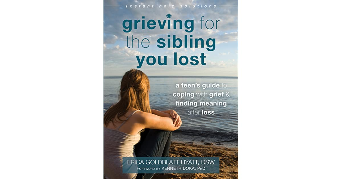 grief loss and finding meaning and