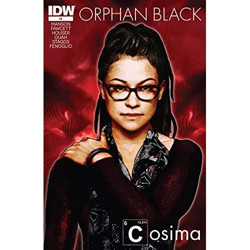 Orphan Black Welcome To My Filthy Mind iphone case