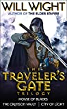 The Traveler's Gate Trilogy (Traveler's Gate, #1-3)