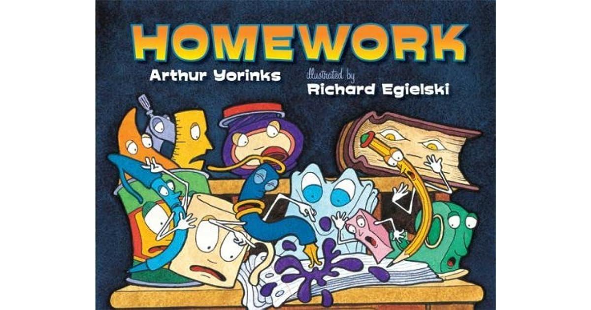 homework arthur yorinks