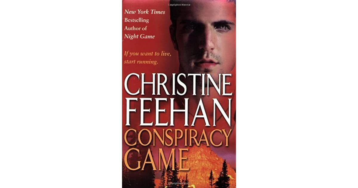 Conspiracy Game Ghostwalkers 4 By Christine Feehan