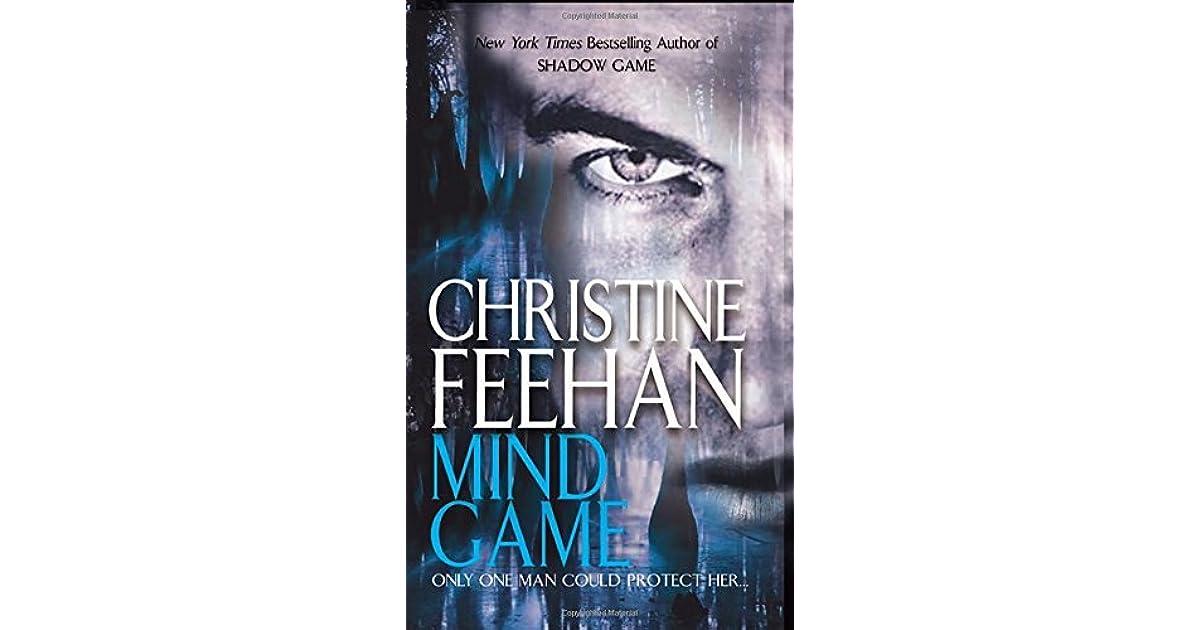 Mind Game Ghostwalkers 2 By Christine Feehan