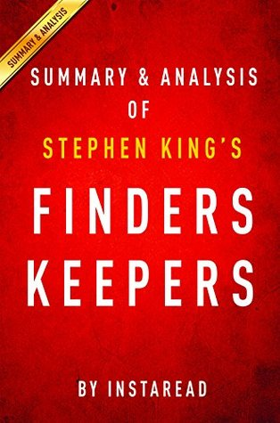 Finders Keepers by Stephen King   Summary & Analysis