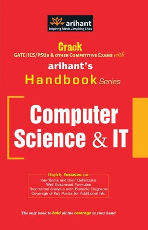 Handbook of Computer Science & IT by Arihant Experts