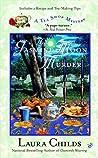 The Jasmine Moon Murder (A Tea Shop Mystery, #5)