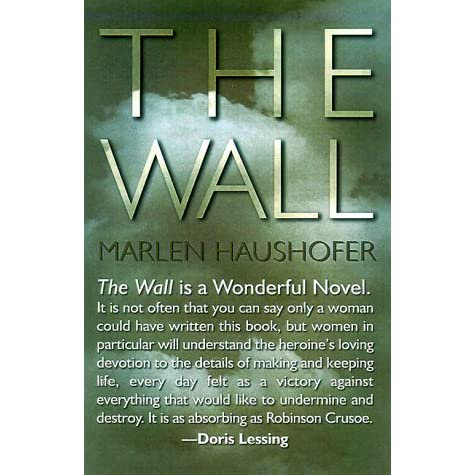 Ebook The Wall By Marlen Haushofer