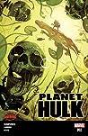 Planet Hulk #2 by Sam Humphries