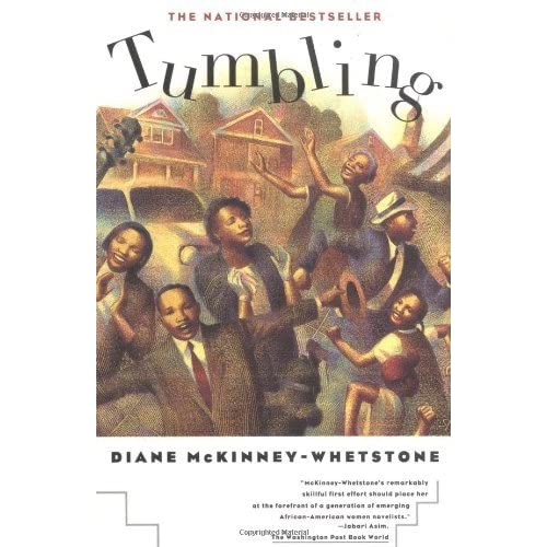 tumbling by diane mckinney character analysis