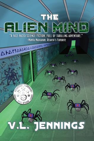 The Alien Mind by V.L. Jennings