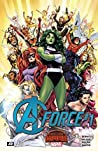 A-Force (2015) #1 by G. Willow Wilson