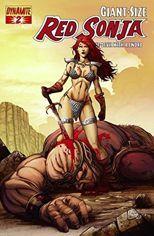 Giant Size Red Sonja #2