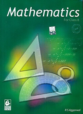 Mathematics: for Class 8 by R S  Aggarwal
