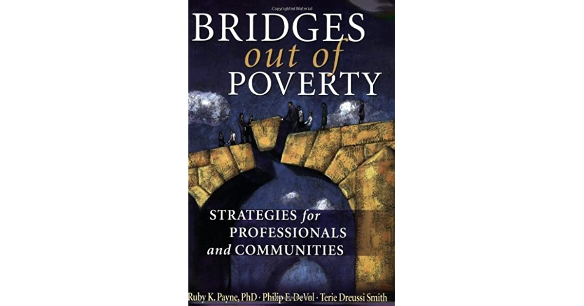 Bridges Out Of Poverty Strategies For Professionals And
