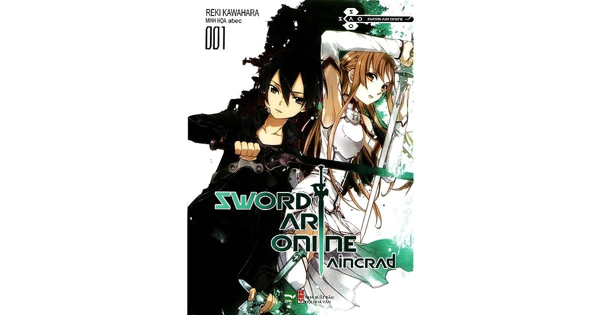 Sword Art Online: AIncrad by Reki Kawahara